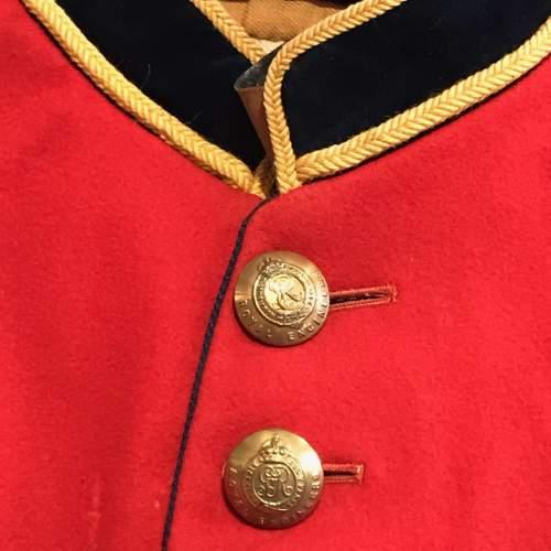 Edward VII Royal Engineers Dress Tunic image-2