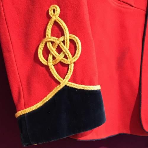 Edward VII Royal Engineers Dress Tunic image-4