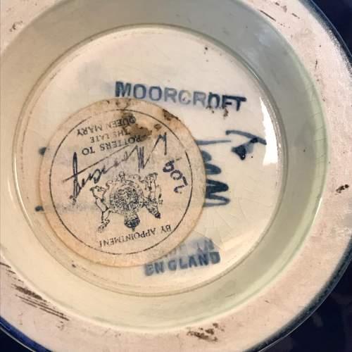Moorcroft Pottery Hibiscus Dish image-4