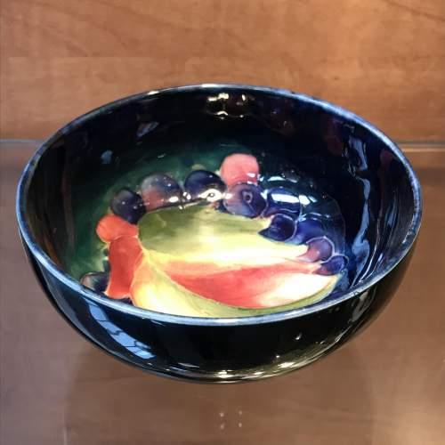 Moorcroft Leaf and Berry Bowl image-1