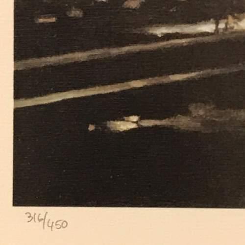 Anneke Sunset Framed Signed Print by Robin Kearney image-3
