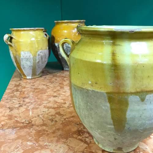 Antique French Confit Pots image-1