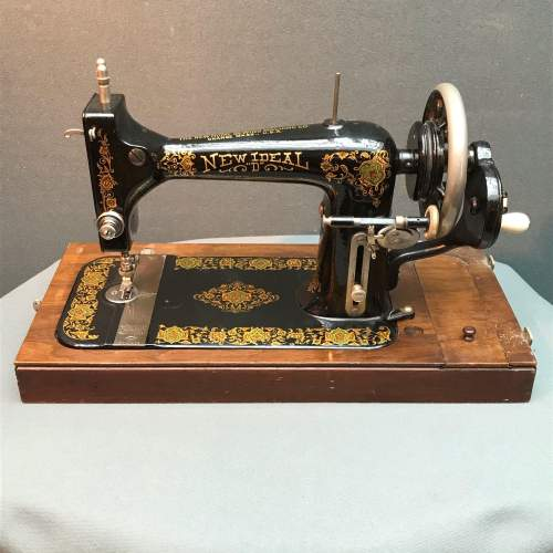 New Ideal D Sewing Machine image-1