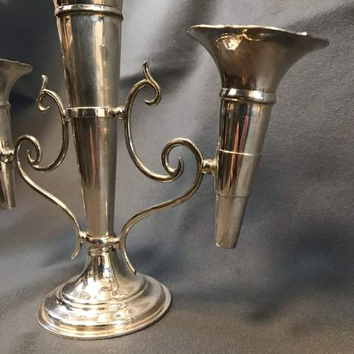 Good Quality Silver Plated Epergne image-2