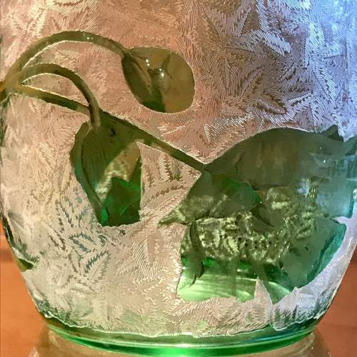 Baccarat Glass Biscuit Barrel image-4