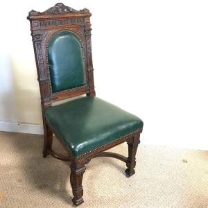 Beautiful Hall Chair by Gillows