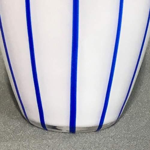 Loetz White Glass Vase by Michael Powolny image-3