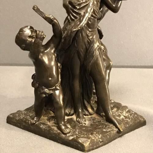 19th Century Bronze Group image-3