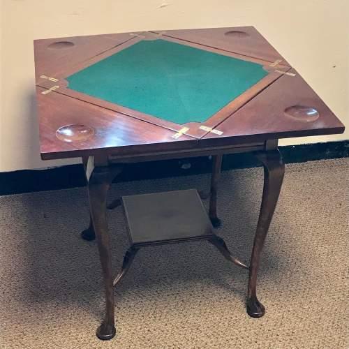 Edwardian Envelope Games Table image-1