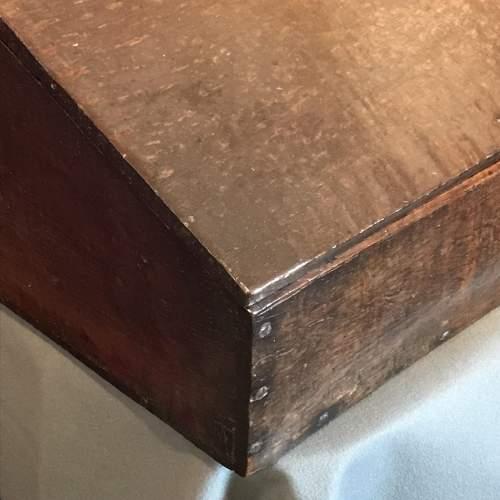 Small Late 17th Century Desk Box image-2