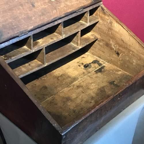 Small Late 17th Century Desk Box image-4