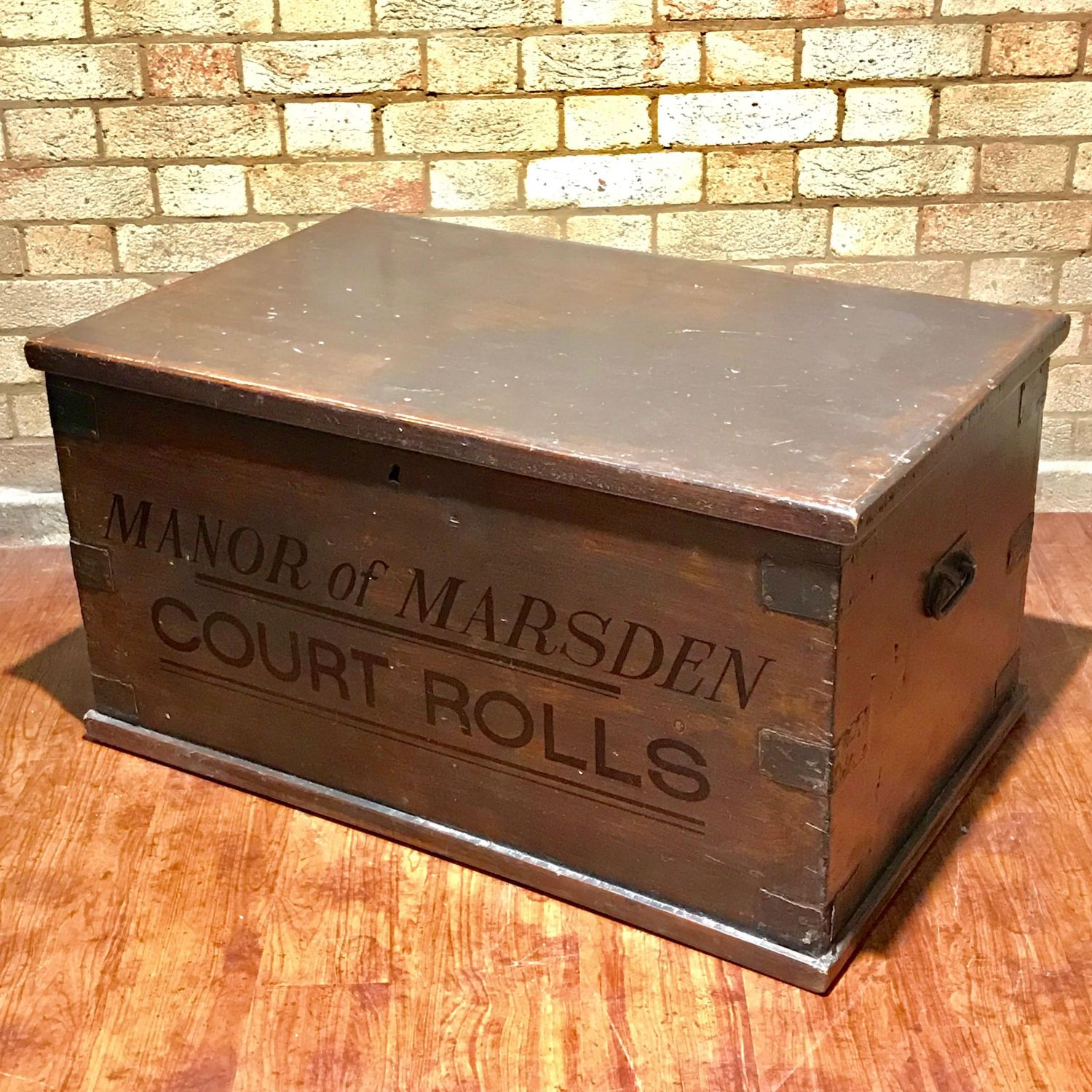 new style 62793 fad48 Manor of Marsden Victorian Chest