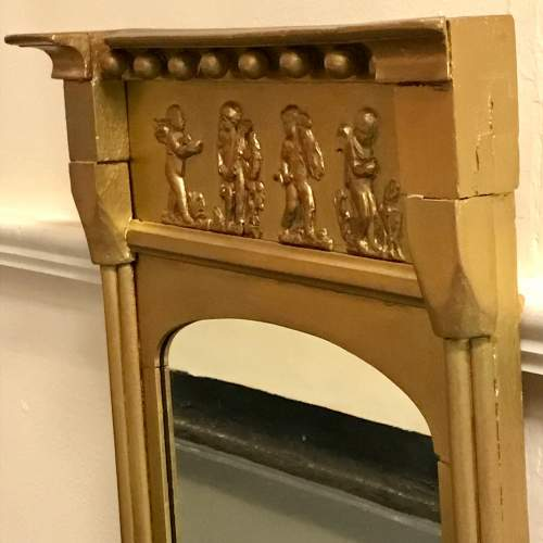 Decorative Victorian Gilded Pier Glass image-3