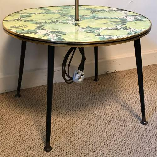 1950s Retro Coffee Table and Standard Lamp image-4