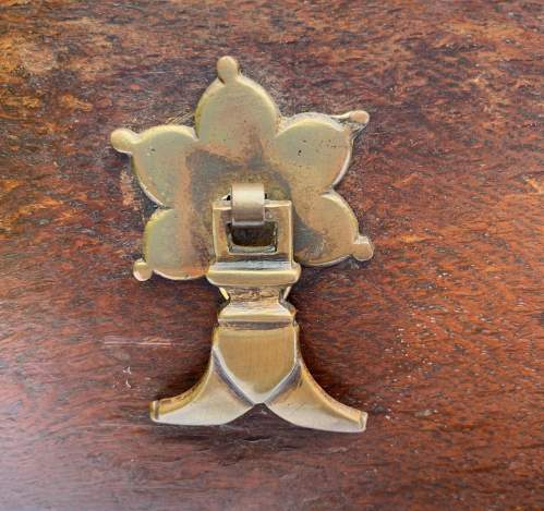 A William III Oak Side Table image-4