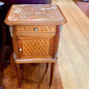 19th Century French Table de Nuit