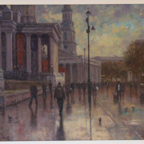 John Tricketts Painting of The Royal Academy image-3