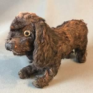 Vintage Straw Dog