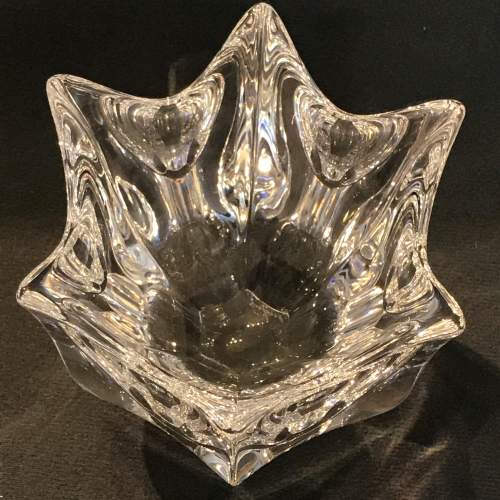 1970s Crystal Bowl by Orrefors image-2