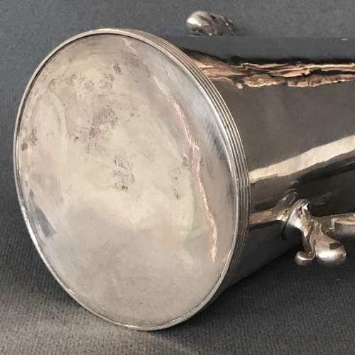 Edwardian Silver Coffee Pot image-5