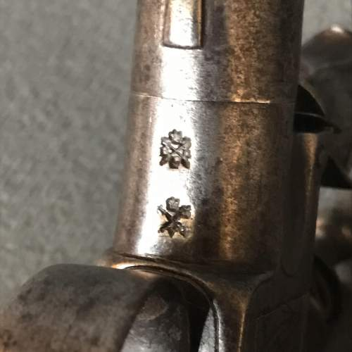 50 Bore Flintlock Pistol image-4
