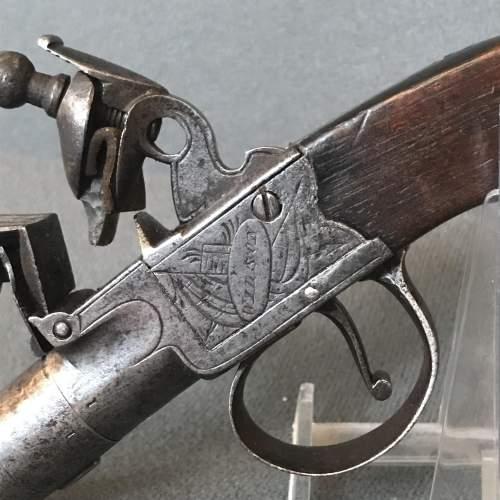50 Bore Flintlock Pistol image-2