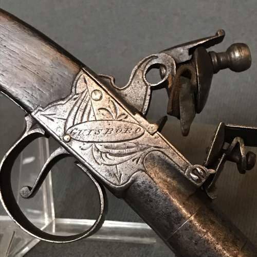 50 Bore Flintlock Pistol image-3