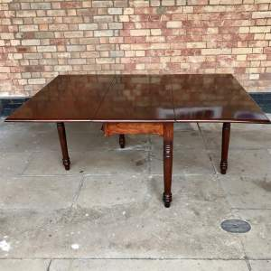Super Edwardian Mahogany Windout Dining Table Antique Dining Gmtry Best Dining Table And Chair Ideas Images Gmtryco