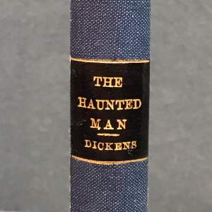 Charles Dickens 1848 First Edition? Of The Haunted Man