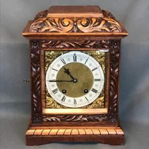 Good Quality Lenzkirch Bracket Clock