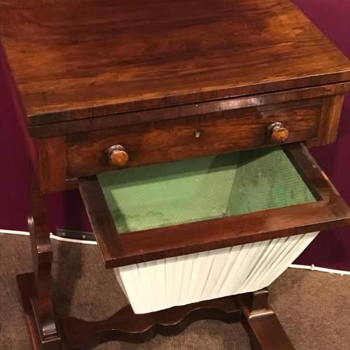 Victorian Mahogany Games Table image-4