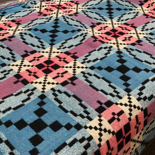 Rare Pair of 1930s Welsh Blankets image-2
