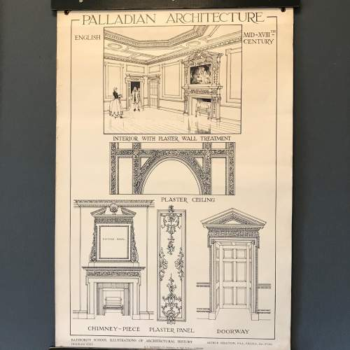 Two Batsfords School Illustrations Of Architectural History image-2