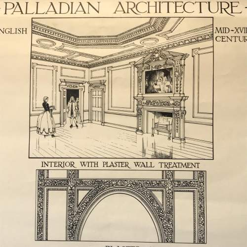 Two Batsfords School Illustrations Of Architectural History image-5