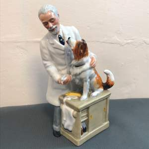 Royal Doulton Figure of Thanks Doc