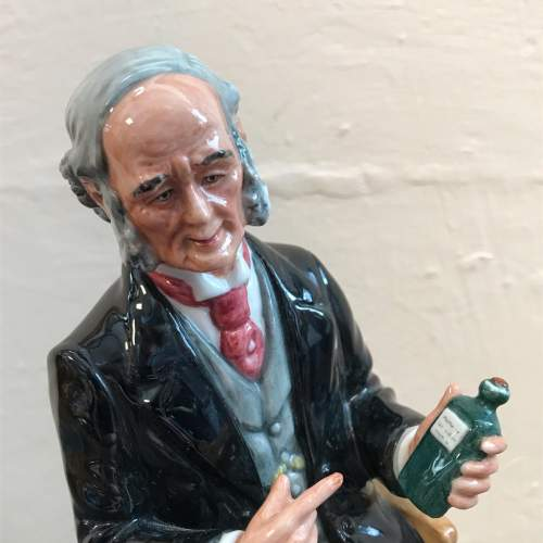 Royal Doulton Figure of The Doctor image-3