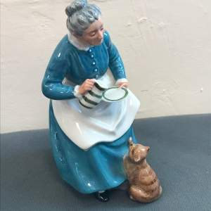 Royal Doulton Figure of The Favourite