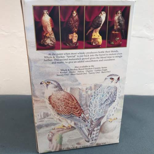 Royal Doulton Whisky Filled Buzzard Figure image-3