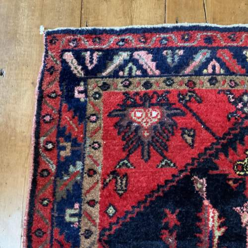 Old Hand Knotted Persian Rug image-3