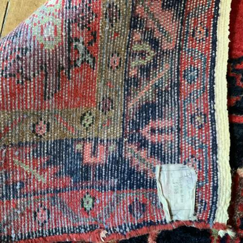 Old Hand Knotted Persian Rug image-4