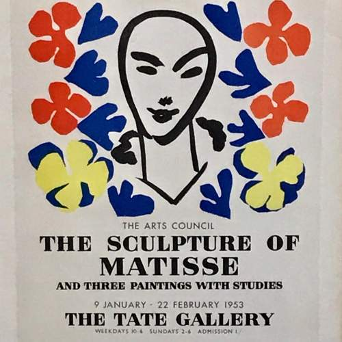 20th Century Matisse Lithograph Print image-2