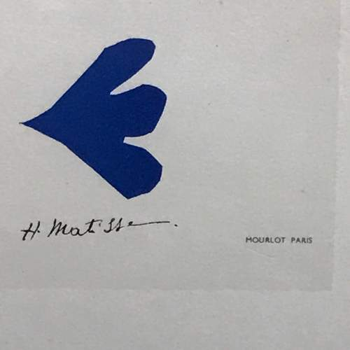 20th Century Matisse Lithograph Print image-4