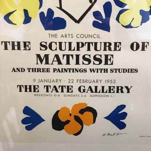 20th Century Matisse Lithograph Print image-3