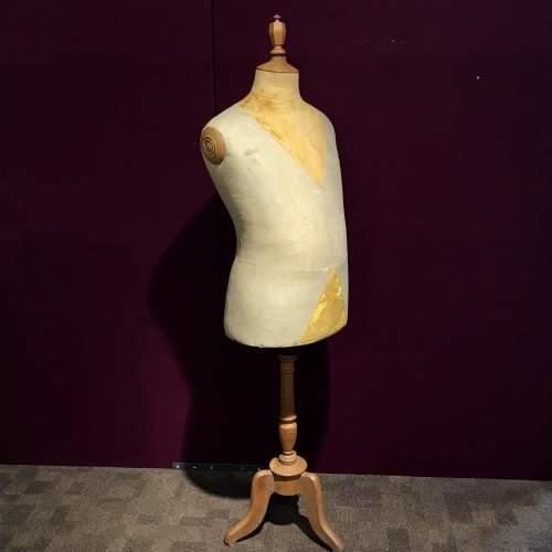Rare Girard of Paris Male Mannequin image-1