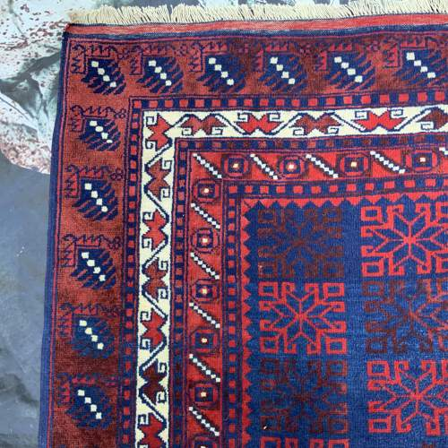 Superb Old Hand Knotted Turkish Rug Anatolia Village Yagcibedir image-3