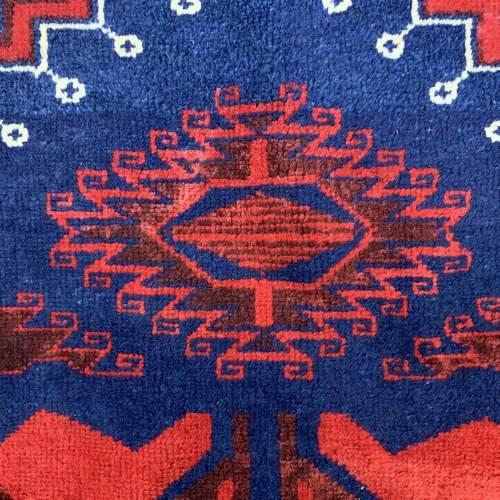 Superb Old Hand Knotted Turkish Rug Anatolia Village Yagcibedir image-6