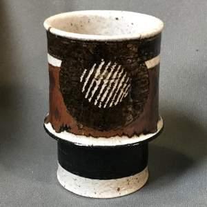 Mid Century Rorstrand Atelje Vase