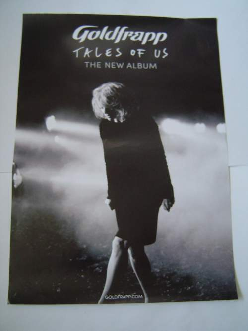 Five Different Goldfrapp Original Advertising Posters image-6