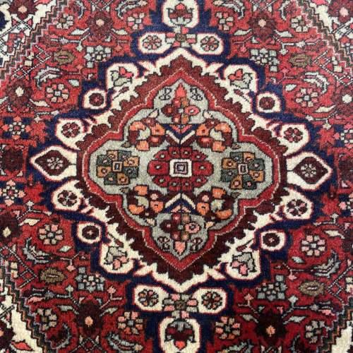 Hand Knotted Persian Bidjar Rug image-2