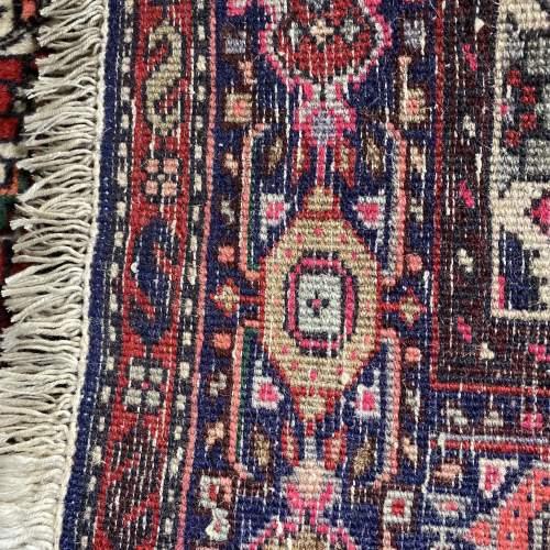 Hand Knotted Persian Bidjar Rug image-5